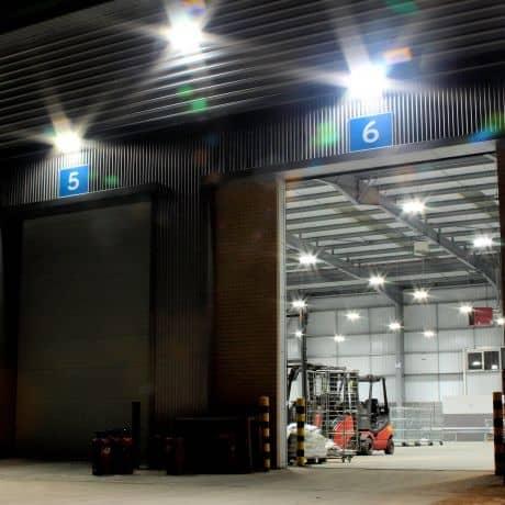 Hermes installs LED lighting & saves half a million pounds