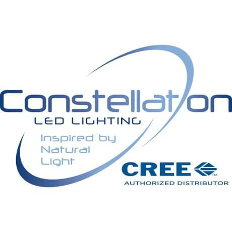 Constellation Lighting, Cree authorised distributor logo