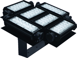 Constellation designed LED light